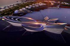 IZMIR EXPO 2020 BY ZAHA HADID