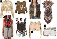 Shoppers Guide to the Navajo Trend | EDIE HARRY