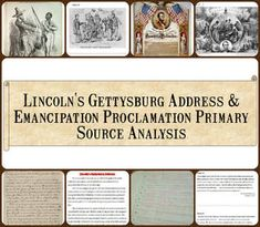 """an analysis of the emancipation proclamation in the united states The emancipation proclamation:  shall then be in rebellion against the united states,  on """"the emancipation proclamation: a critical analysis."""