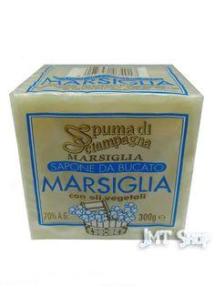 Marseillské mydlo.