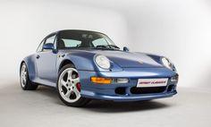 Porsche 993 Carrera 2S For Sale - Exterior 6