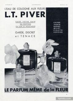 Piver 1932 Eau de Cologne