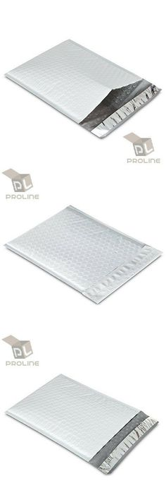 500 pcs #0 Poly Bubble Padded Envelopes Self-Sealing Mailers 6X10 Inner 6x9