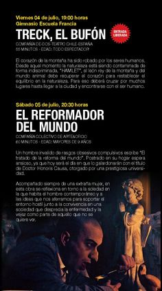 PROGRAMA LLUVIA DE TEATRO 2014