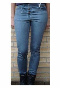 Copenhagen Luxe bukser Greyblue