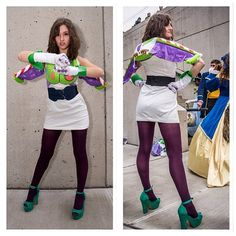 Buzz Lightyear — Toy Story Halloween costume