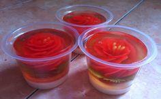Rose Mini Jell Art
