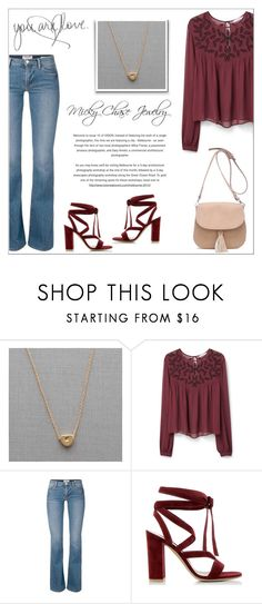 """""""Micky Chase Jewelry"""" by water-polo ❤ liked on Polyvore featuring MANGO, Gianvito Rossi, jewelry and polyvoreeditorial"""