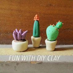 clay tutorial mudah Clay Dolls, Diy Clay, Clay Tutorials, Fun, Clay, Hilarious