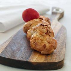MasterChef Australia judge George Calombaris shares a traditional Greek Easter Bread recipe ~ Tsoureki ~ with Inside Cuisine for Essential Eggs