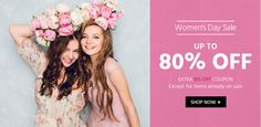 Extra 8% Off + Up To 80% Off for Women Day http://couponscops.com/store/trendsgal #trendsgal #couponscops #SpecialOffers #womenDay2017 #Women #Men #Bags #Shoes #Jewelry #Watches #Kids #Home TrendsGal Coupon Code 2017, TrendsGal 2017 Discount Code, TrendsGal Promo Code, CouponsCops
