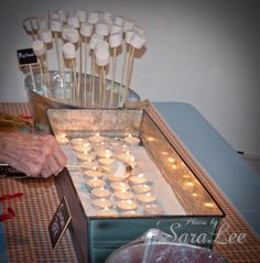S'more Bar for Inside! I need to do this for Collins birthday ;)
