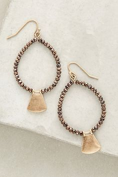 Chine Hoops #anthropologie