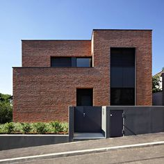 casa fachada ladrillo - Buscar con Google