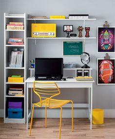 1 home office, 4 estilos
