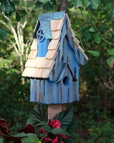 Nice Digs for Feathered Friends!