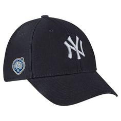 d8e193f6e31 Men s Brand Jordan Derek Jeter Navy New York Yankees RE2PECT Number  Retirement Adjustable Hat New York