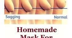 Age, excess weight loss and exercise to tighten the chest for reasons such as the breasts begin to sag again may not be sufficient. Homemade Eye Cream, Homemade Mask, Natural Remedies For Arthritis, Natural Health Remedies, Unhealthy Diet, Night Routine, Natural Beauty Tips, Oral Hygiene, Body Image