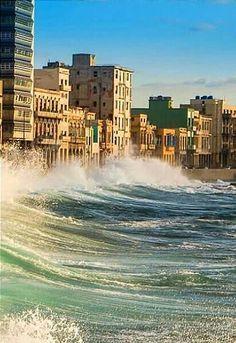 El Malecón de La Hab