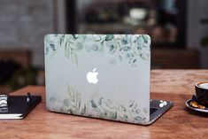 MacBook Pro 13 Skin MacBook Air 11 Decal MacBook 15 Sticker MacBook Pro Skin 13 inch Nature MacBook Pro 16 Sticker Green Leaves Laptop by DesignerSkinUA on Etsy Macbook 15 Inch, Macbook Pro Skin, Macbook Air 11, Macbook Pro Retina, How To Make Stickers, Cool Stickers, Green Plants, Plastic Case
