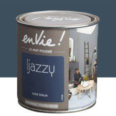 Peinture note bleue LUXENS Envie collection jazzy 0.5 l
