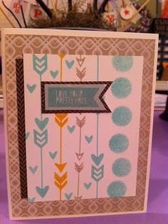 Happy Stampin'!