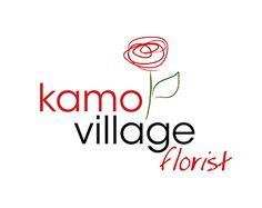 Kamo Florist Logo