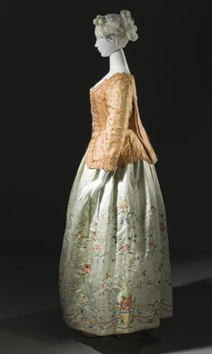 Woman's Jacket (caraco)   LACMA Collections