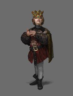 prince, c juk (choi ji wuk) on ArtStation at https://www.artstation.com/artwork/PbO51