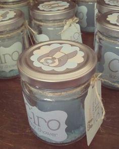 Frasco con vela y sales aromáticas #souvenirs #frasco #velas #bulldogfrances #tag #sales
