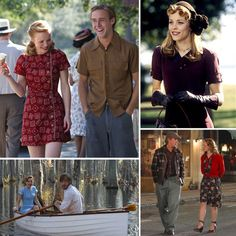 The Notebook: Rachel McAdams stole our hearts with her retro-glam style in The Notebook. It doesn't hurt that we got to see Ryan Gosling, too.