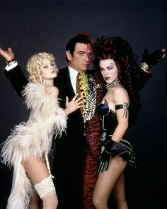 Batman Forever - Tommy Lee Jones - Debi Mazar - Drew Barrymore