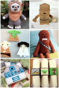 Star Wars Craft Roundup