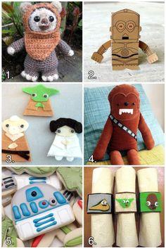 6 Geeky Star Wars #Crafts