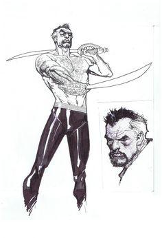Ra's Al Ghul by Leinil FrancisYu