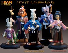 Figuritas de Usagi!!