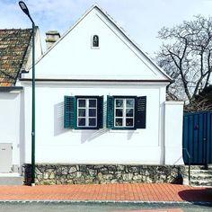 #tinyhouse #smallhouse #fassade #pannonien #burgenland #streckhof by kajottbe Tiny Houses, Garage Doors, Landscape, Outdoor Decor, Instagram Posts, Home Decor, Architecture, Small Homes, Decoration Home