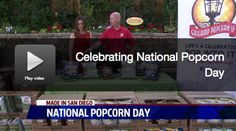 Celebrating National Popcorn Day with - RMD Advertising Popcorn, Advertising, Day, Celebrities, How To Make, Life, Celebs, Celebrity, Famous People