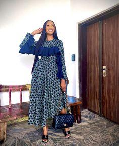 Best African Dresses, African Fashion Ankara, African Traditional Dresses, Latest African Fashion Dresses, African Print Fashion, Africa Fashion, African Attire, Ankara Dress Styles, Fashion Outfits