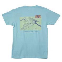 Southern Marsh Men's Expedition Series Heron Tee