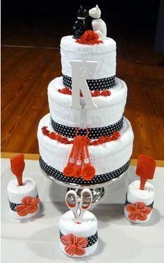 Hmmmm...maybe I'll make this for the upcoming bridal shower!!