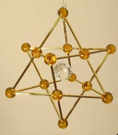 Merkaba of Ascension from Litios Light Crystals. Blessing for our mother earth.