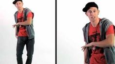 Quick and Easy Hip-Hop Dance Combo: How to Freestyle in Hip-Hop Dancing, via YouTube.