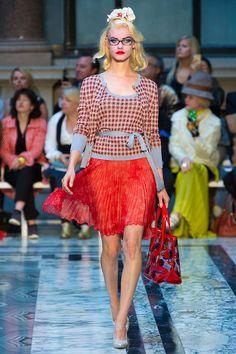 Vivienne Westwood Red Label - SS 2013