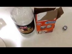 How to unclog tub drain with baking soda & vinegar.  By Craftsman Remode...