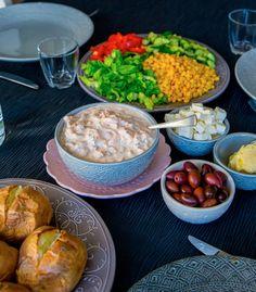 Zeina, Potato Rice, Tahini, Chana Masala, Baguette, Foodies, Food Porn, Tacos, Potatoes