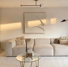 Home Living Room, Living Room Designs, Living Room Decor, Beige Living Rooms, Living Room Colors, Small Living Rooms, Dream Home Design, Home Interior Design, House Design