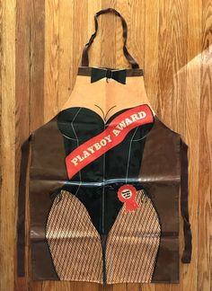 58bffc129dd1 Amazing 1980s Playboy  Bunny of the Year  BBQ Grilling Apron