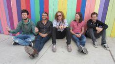 We The Kings. Hunter Thomsen, Coley O'Toole, Travis Clark, Danny Duncan, Charles Trippy.