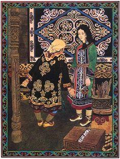 Poemas del río Wang: Tales of the Amur by Gennady Pavlishin